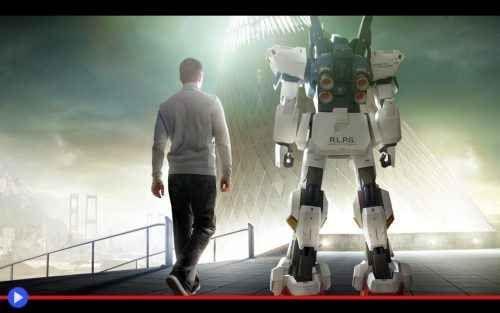 """Che differenza c'è tra un Gundam e una Lamborghini di carta? Uno dei punti principali della seconda serie di una delle saghe fantascientifiche più famose del Giappone, il mai abbastanza celebrato """"Zeta"""" Gundam di Yoshiyuki Tomino, tra gli aspetti maggiormente  #robot #arte #scultura #carta #mecha"""