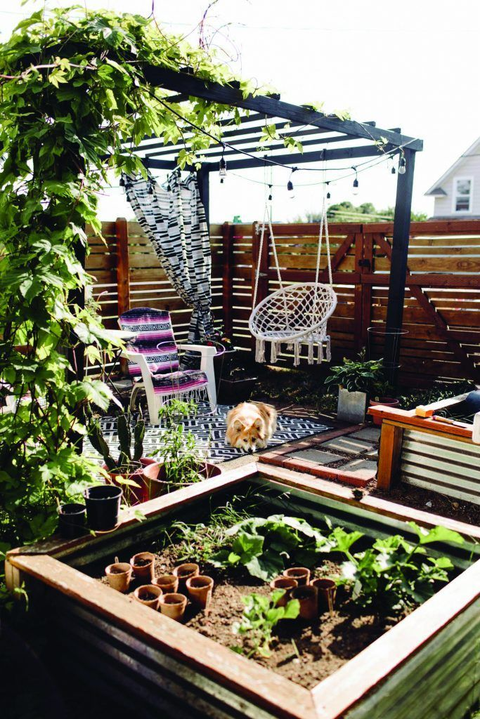 Outstanding Large Balcony Garden Ideas That Will Blow Your Mind Columned Cherries And Columned Fruit I In 2020 Balcony Garden Small Balcony Decor Patio Landscaping