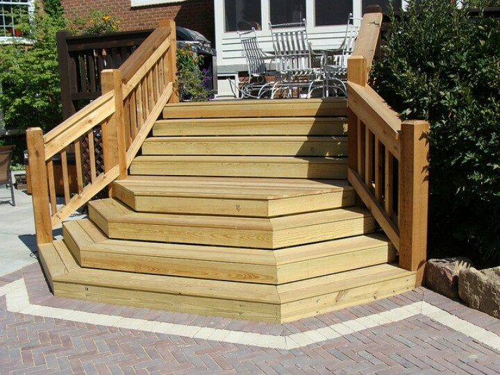 Front door steps outside ideas for remodel pinterest for Front door steps ideas
