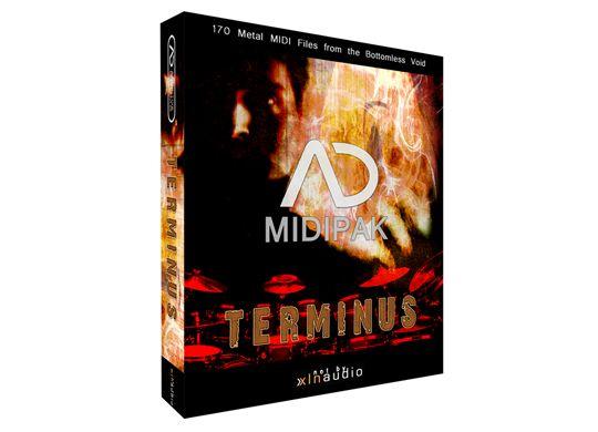 Terminus Metal – 170+ Drum Grooves MIDI Pack | Free Musician's Resource