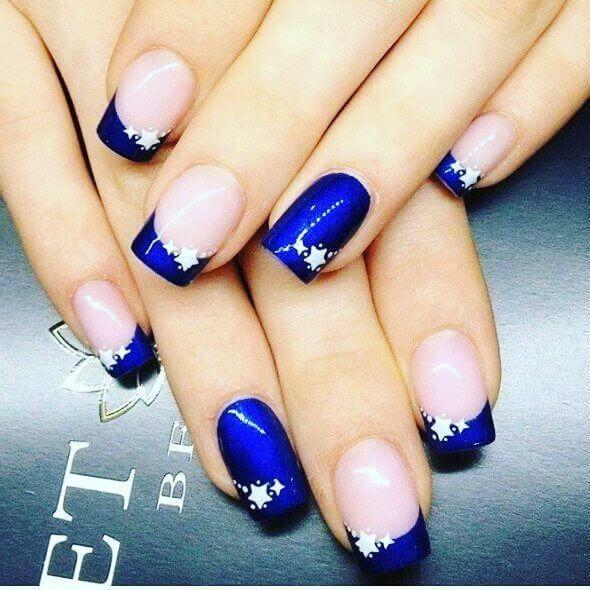 De 100 Uñas Azules Uñas Decoradas Nail Art Deco Uñas Nails