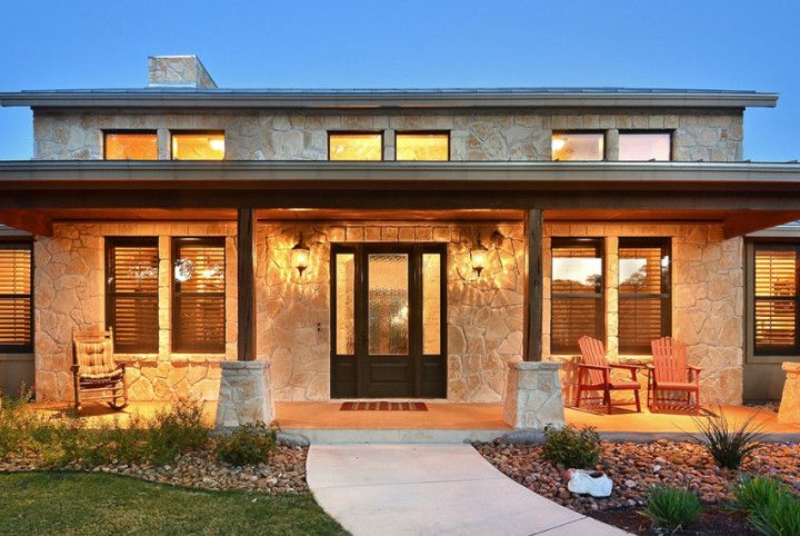 Back Porch Hill Country Plans Texas Hill Country House Plans Country House Design Hill Country Homes