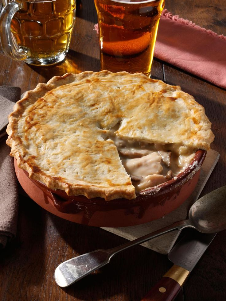 Pie and Beer Day-Because Pie, Beer & Chocolate Day would just be overkill.