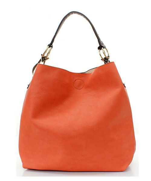 Everyday Misha Tote in Soft Coral