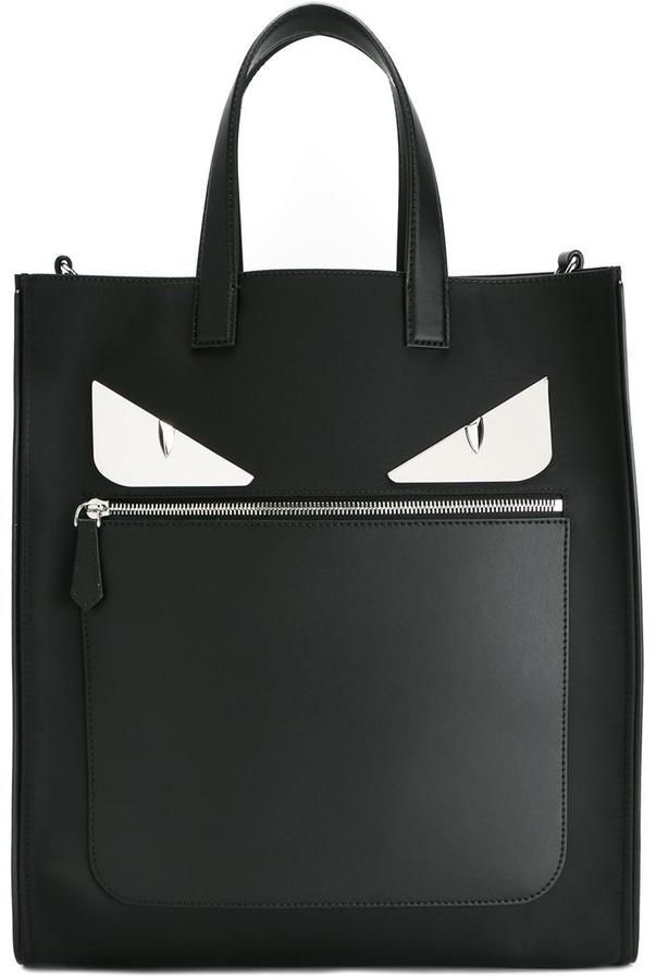 Fendi Bag Bugs shopper tote