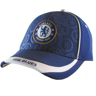 Chelsea FC Embroidered Cap   Chelsea FC Gifts   Chelsea FC Shop
