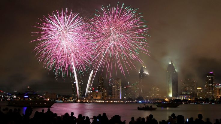 Celebrate 4th of July in San Diego with these 18 fireworks shows - The San Diego Union-Tribune
