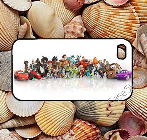 disney caseiphone 4 4s caseiphone 5 5s hard caseiphone by iCaseSky, $5.99