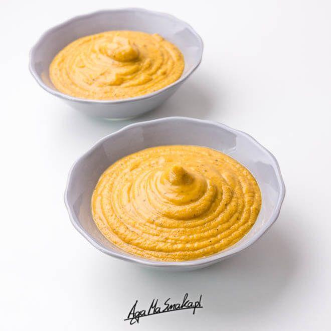orzechowa zupa krem z batatów prosty przepis bezglutenowy