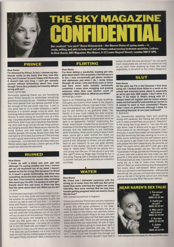 DK Confidential, the early years