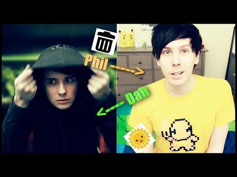 Dan and Phil | Memories movie trailer | To build a home - YouTube