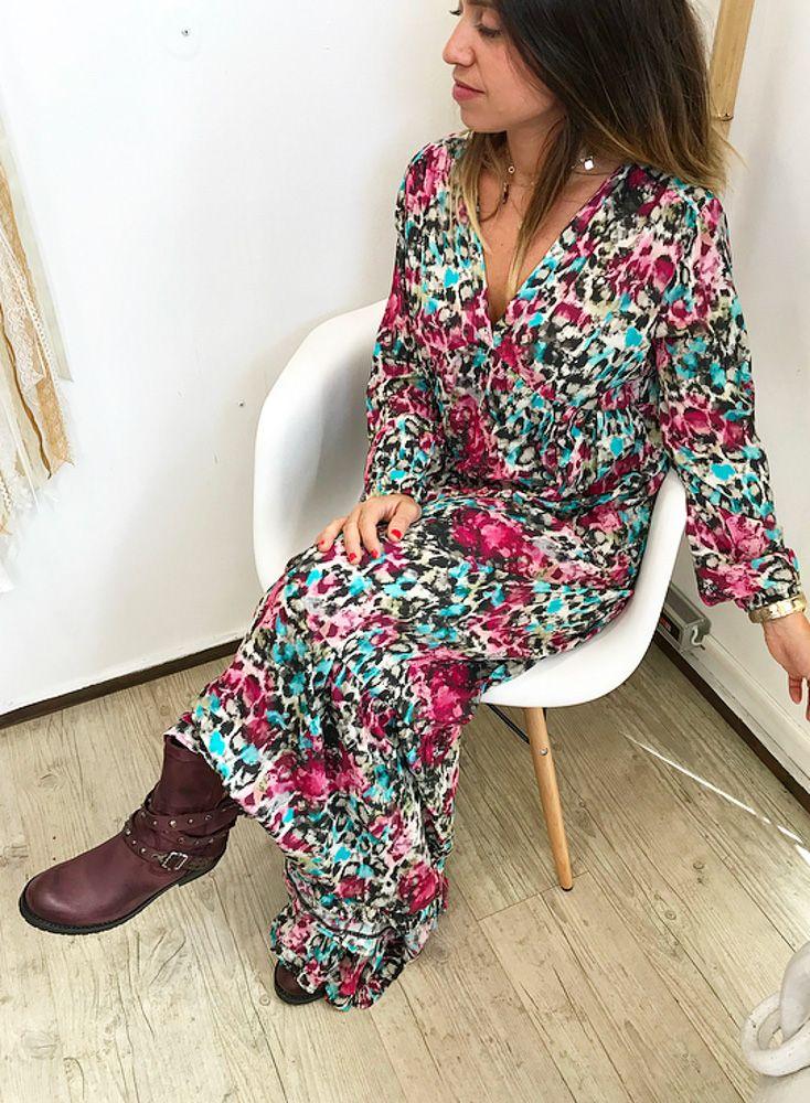 Keva LongueBoutique Longues RobeEt Robe Catalina wiPOkXZuTl