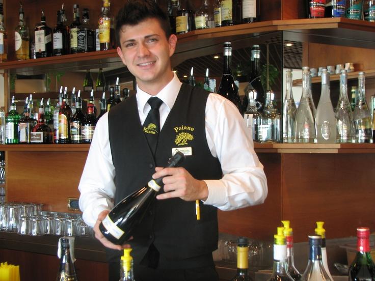 Franklin - The Bartender