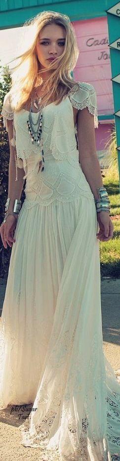 Inspiration für eine böhmische Hochzeit – #böhmische #Eine #für #Hochzeit #I…