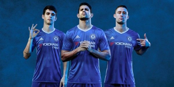 Camisa do Chelsea 2016