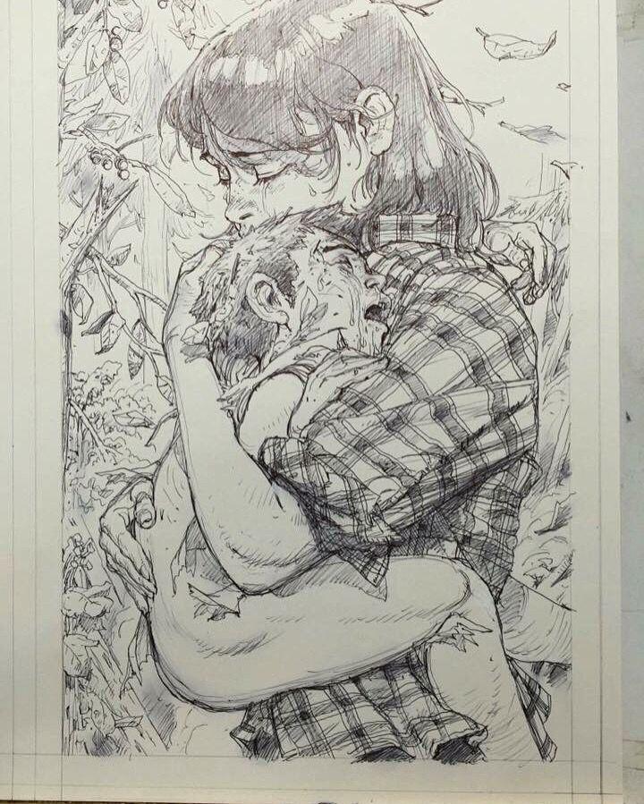 Mother Woman page 9 #kimjunggi