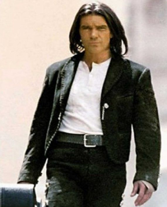 Antonio Banderas Once Upon A Time In Mexico Jacket Top Celebs Jackets Celebrity Jackets Stylish Jackets Jackets