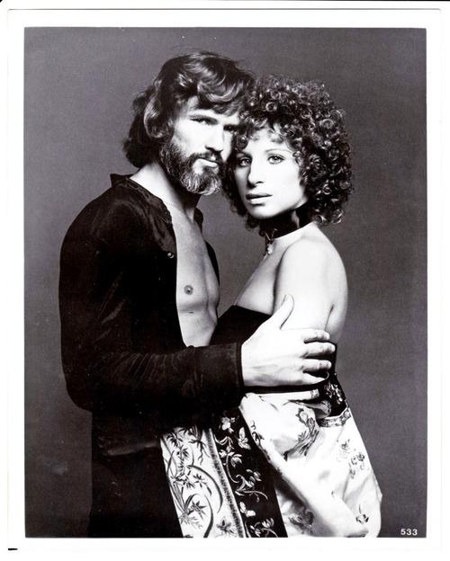 Kris Kristofferson, Barbra Streisand