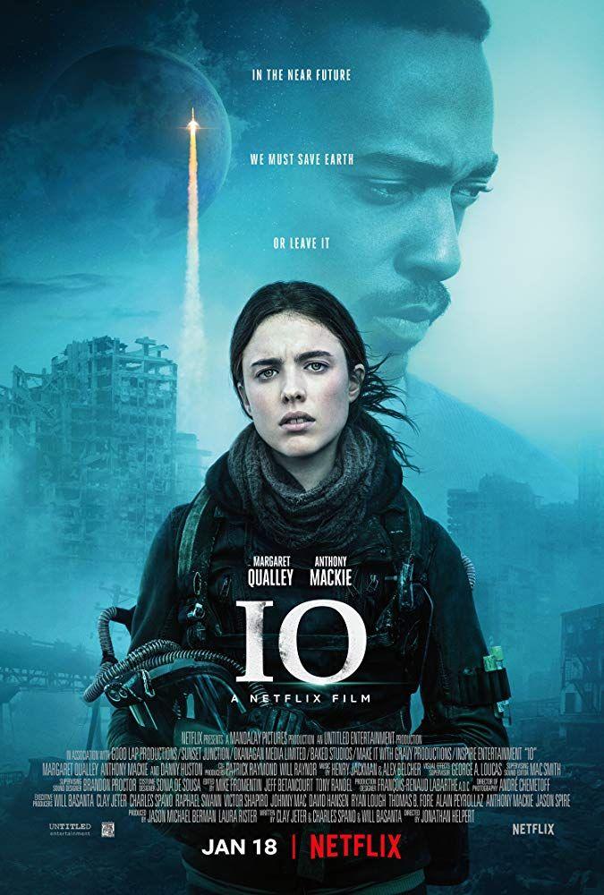 Io (2019) - Trailer - Anthony Mackie, Margaret Qualley