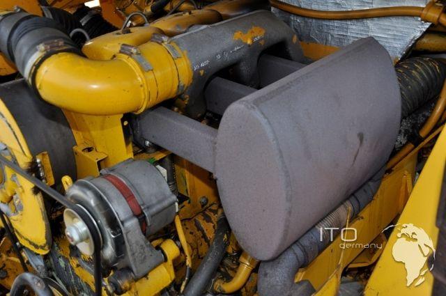 Radlader 312 LE von Kramer Wacker Neuson Group. Motor Radlader Kramer 312LE Deutz Diesel 3 Zylinder ohne Turbolader mehr gebrauchte Kramer Radlader hier. http://www.ito-germany.de/kaufen/kramer-radlader #radlader #kramer #wacker #neuson #kramer312 #lindenfels #lautertal #baumaschinen #constructionequipment
