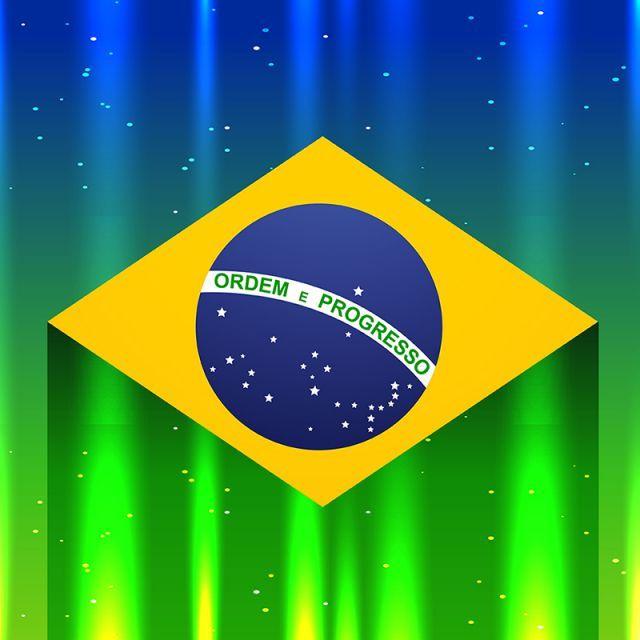Brasil Flag Design Em 2020 Bandeira Do Brasil Bandeira Do