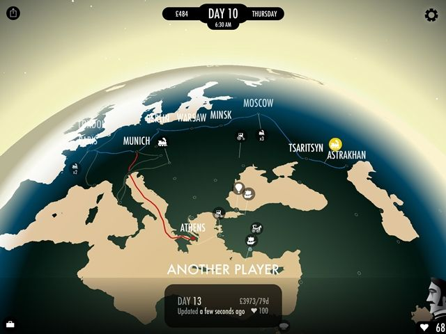 Gamasutra - 80 Days: Building the perfect text adventure for mobile