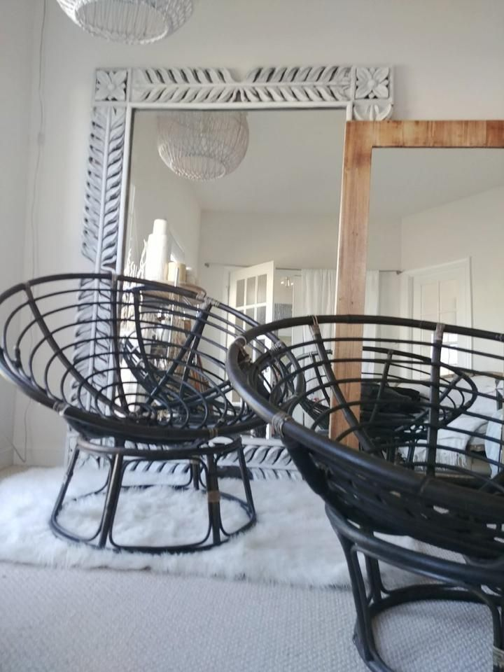 Black Papasan Chair Frames | MMM BOHEME SHOP by MMM DESIGNS