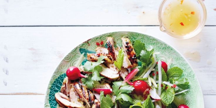 Recept! Matt Preston's Aziatische salade | ELLE Eten