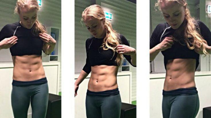 Buikspier workout