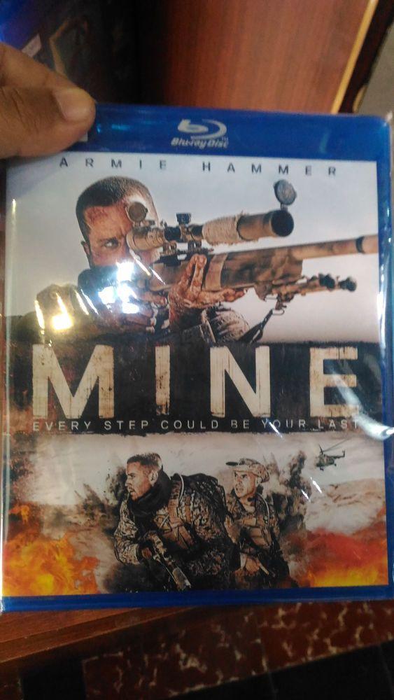 Mine HD 2017 Blu-Ray Disc Free Shipping !!
