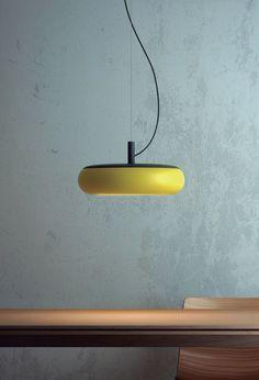 LED pendant #lamp EMMA T-3404L T-3405 T-3405L by Estiluz S.A.   #design Goula / Figuera Studio @estiluz