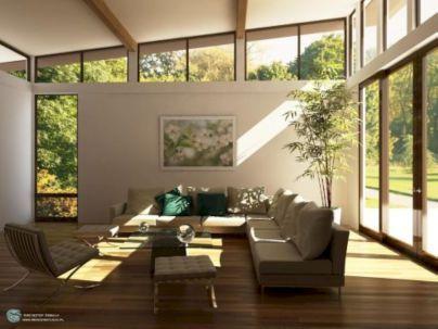 Mid Century Modern Living Room Decor Ideas 45