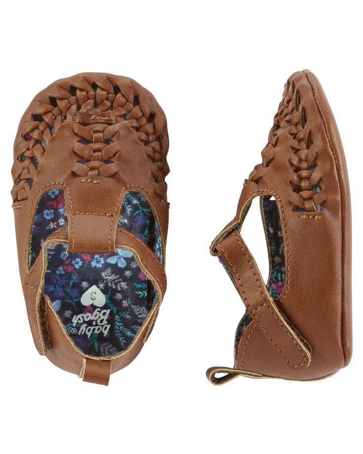 OshKosh Mary Jane Crib Shoes   Carters.com