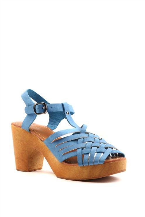 Tahoma heel @Rubi Shoes #backtowork #blue