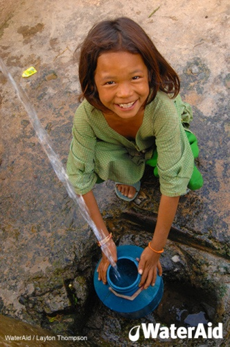 Water Aid Kids Activities
