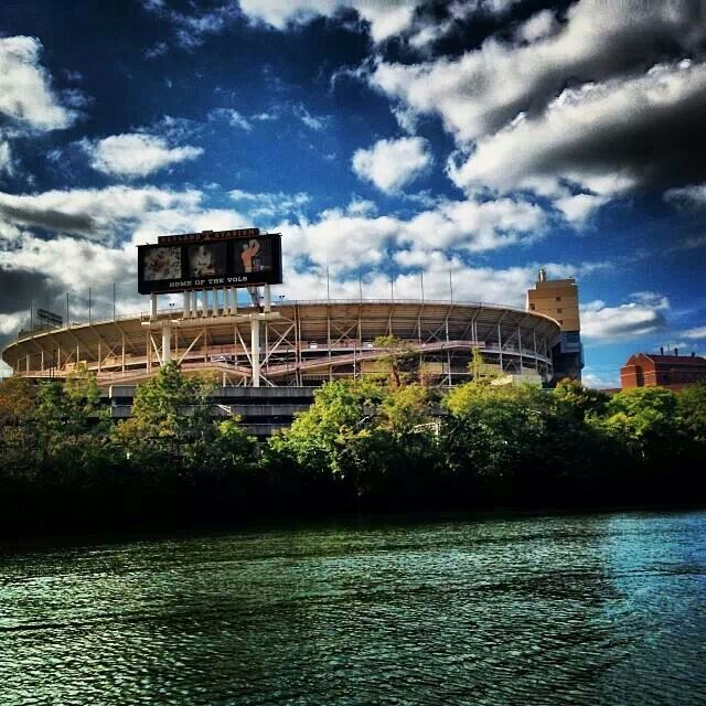 Neyland Stadium,  Knoxville, Tennessee