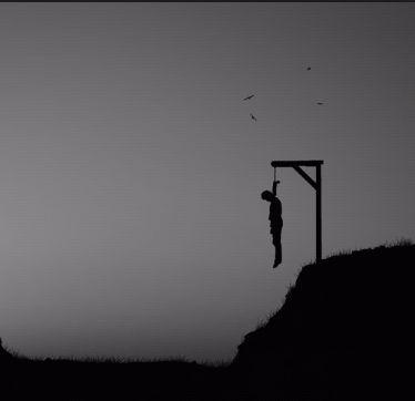 '' Mówisz że samobójcy to tchórze ? pomyśl ile odwagi trzeba mieć by skończyć z własnym życiem '' !
