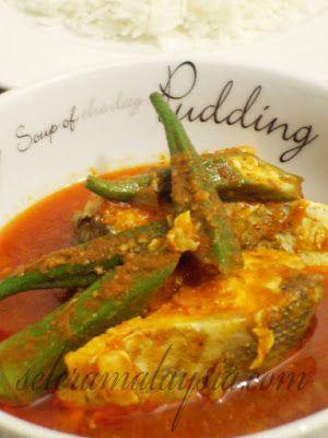 Asam Pedas Recipe Melaka Style
