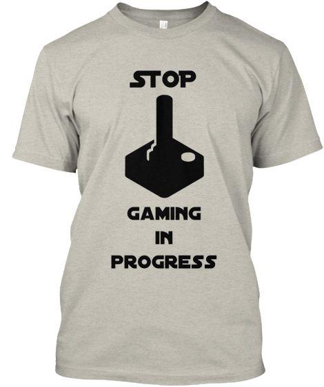 gaming in progress | Teespring
