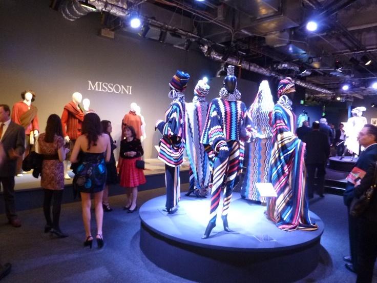 """Wallis Annenberg Center for the Performing Arts' """"Il Teatro Alla Moda: Theater in Fashion"""" exhibit."""