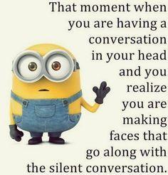 Thursday Minions Funny quotes (10:24:50 PM, Tuesday 10, November 2015 PST) – 10 pics