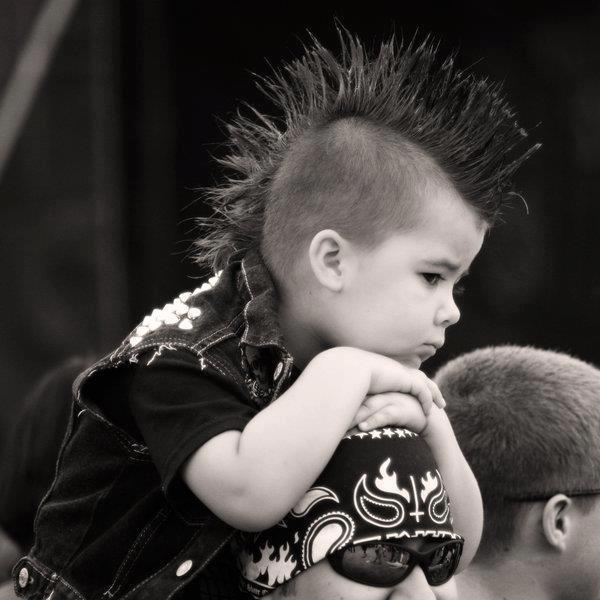 Pic by Jessica Reiswig - #punk boy