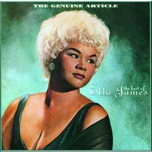Etta James. Rest in Peace <3