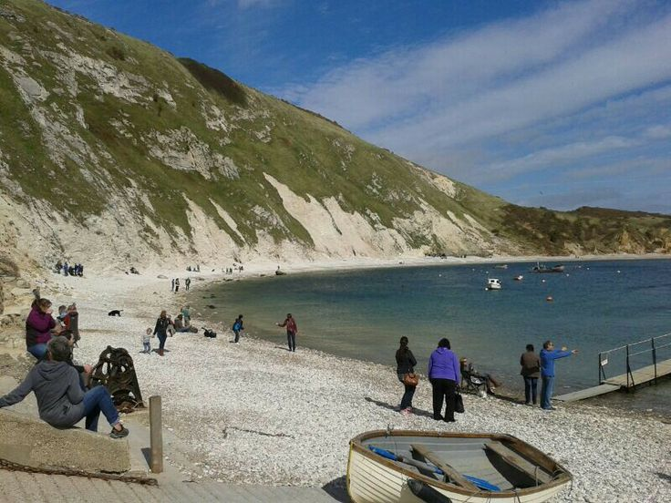 Lulworth Cove in Dorset England Discover Purbeck
