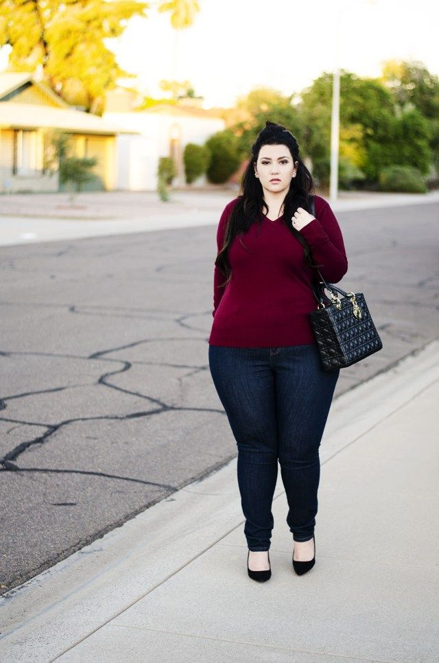 Quickly Chubby girl jeans commit error