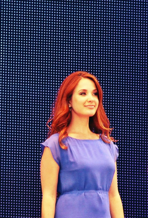 Sierra Boggess...gorgeous All The Time!