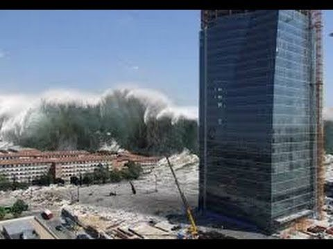 tsunami earthquake attacking japan 2011 most shocking