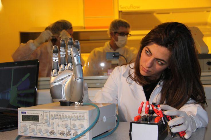 Laboratorio Biorobotica - Università Campus Bio-Medico di Roma