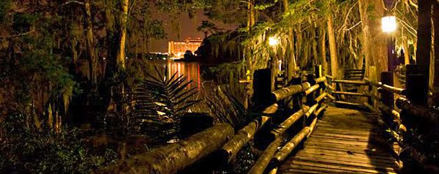'Explorers' invade Disney's abandoned Discovery Island and River Country water park
