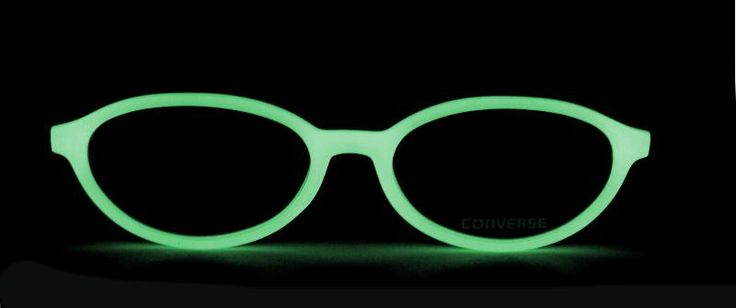 Children's Glow in the Dark eyewear from Converse.: Fashion, Articles, News, Converse, Kids Eyewear, Dark Eyewear